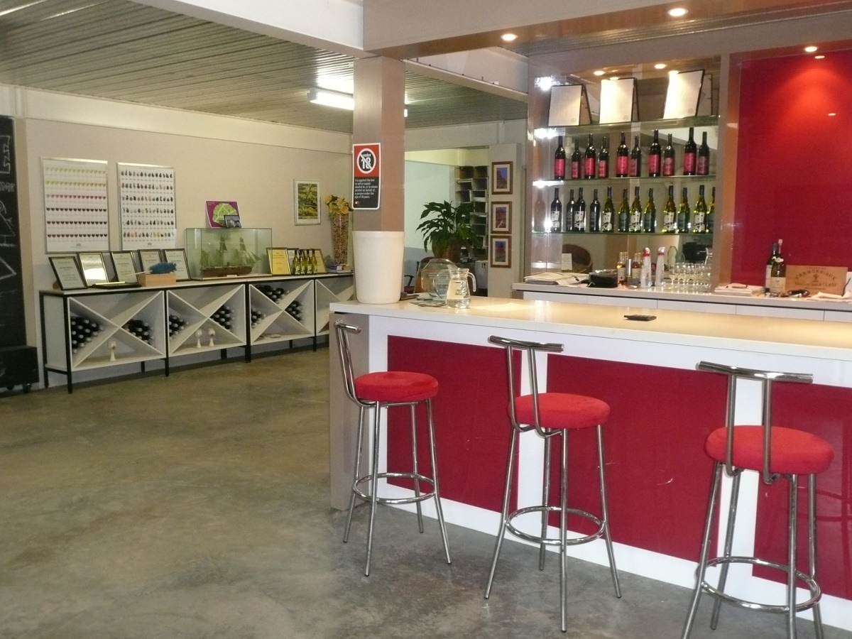 Sallys Corner Wines Cellar Door